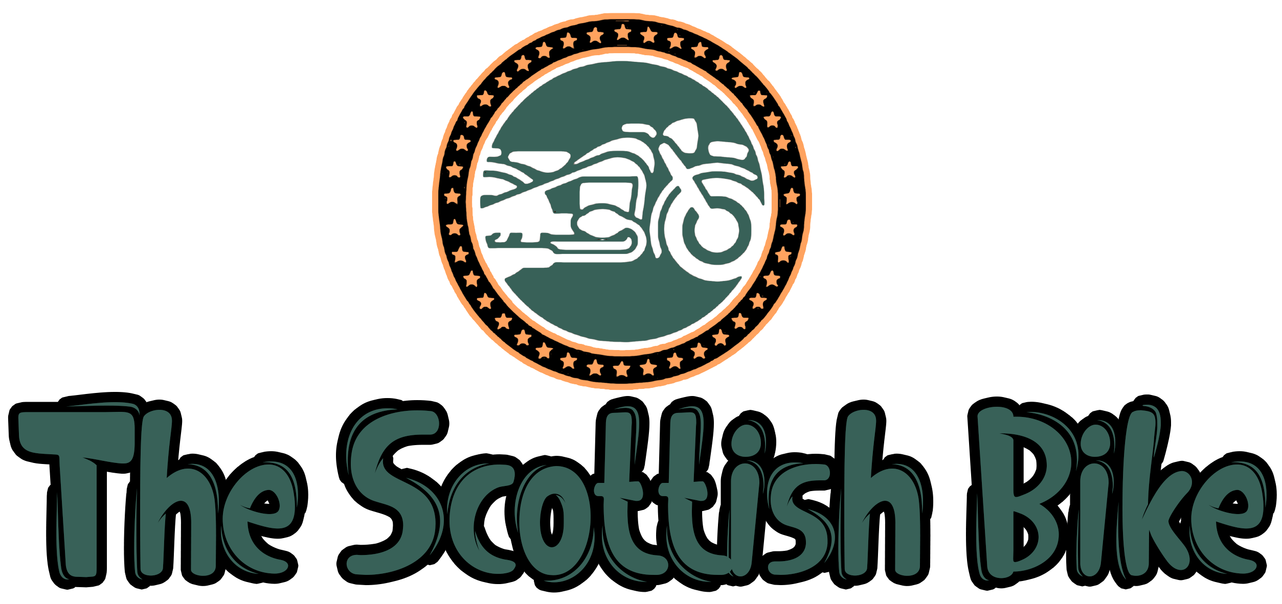 The Scottish Bike Logo